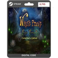 Witch's Pranks: Frog's Fortune Collector's Edition [steam key]