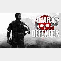 🔑Diary of Defender [ steam key]