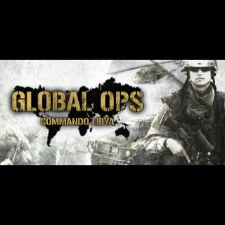 Global Ops: Commando Libya [steam key]
