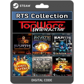 🔑Topware RTS collection [steam key]