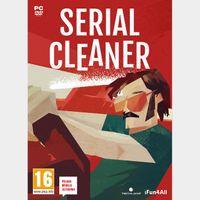 🔑🌐Serial Cleaner  [steam key]