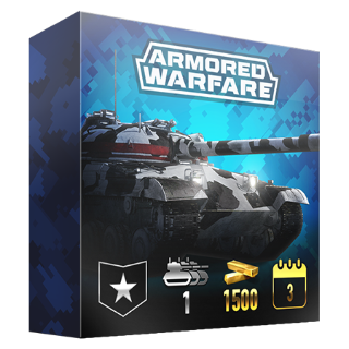 Armored Warfare – Rookie Pack [PS4]SCEE (Europe)