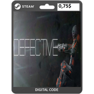 🔑 DEFECTIVE [steam key]