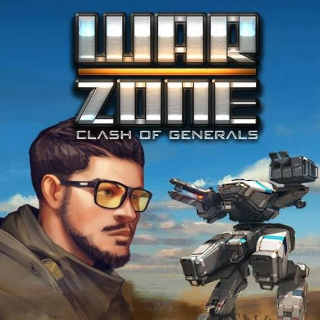 🔑 Warzone: Clash of Generals [bonus key]