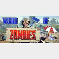 🔑World of Zombies [ steam key]