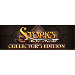 🔑STORIES: THE PATH OF DESTINIES COLLECTOR'S EDITION [ 3 steam keys]