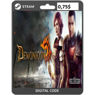 🔑Demonicon [steam key]