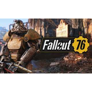🔑FALLOUT 76 [ bonus key] PC