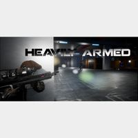 🔑Heavily Armed [steam key]