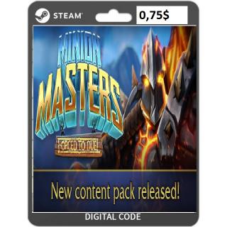 🔑Minion Masters [steam key]