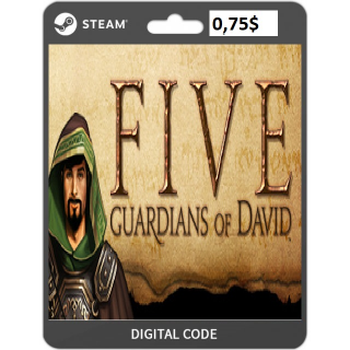 🔑FIVE: Guardians of David  [steam key]