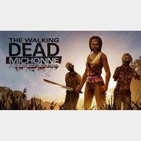 🔑🌐 The Walking Dead: Michonne - A Telltale Miniseries [steam key]