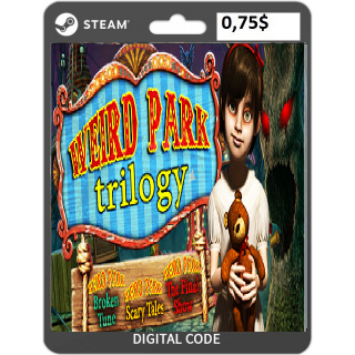 🔑 Weird Park Trilogy [steam key]