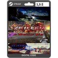 🔑Action Bundle #1 [5 steam keys]