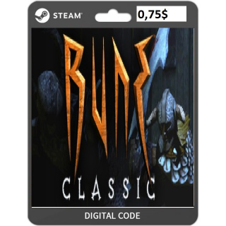 🔑Rune Classic [steam key]