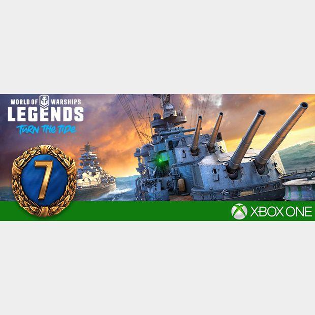World of Warships: Legends Xbox One Gift Pack Key - XBox One Jogos - Gameflip