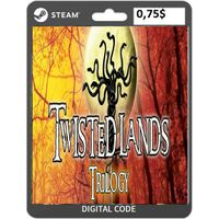 🔑 Twisted Lands Trilogy: Collector's Edition [steam key]