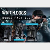 🔑Watch Dogs [DLC Uplay Key] Untouchables, Club Justice and Cyberpunk Packs
