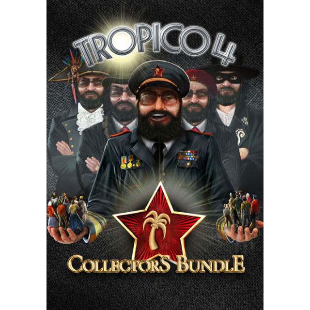 Tropico 4 collector's bundle [steam key] steam games gameflip.