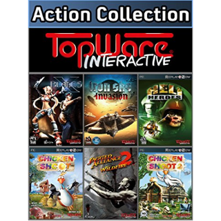 🔑Topware Action Collection  [steam key]