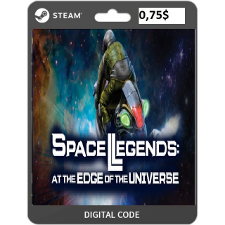 🔑Space Legends: At the Edge of the Universe [steam key]