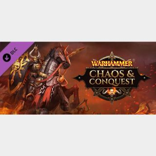 🔑🌐Warhammer: Chaos & Conquest - Skullhunter Warlord Bundle [steam key] DLC