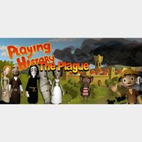 Playing History - The Plague [steam key]
