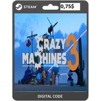 🔑Crazy Machines 3 [steam key]