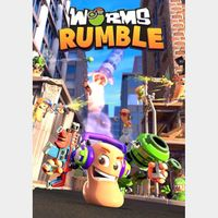 🔑🌐Worms Rumble [steam key]