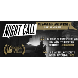 🔑🌐Night Call [steam key]