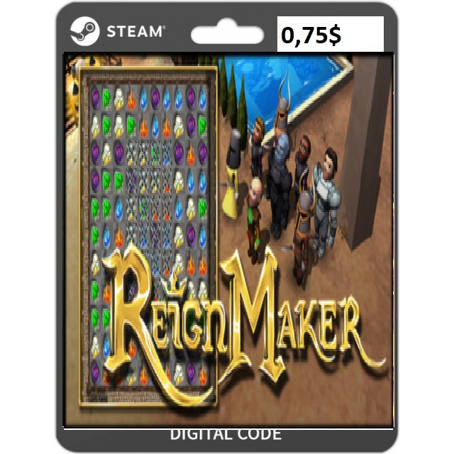 ReignMaker [steam key] - Steam Games - Gameflip
