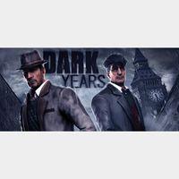 Dark Years [steam key]
