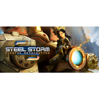 Steel Storm: Burning Retribution +2 DLC  [2 steam keys]
