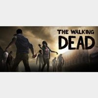 🔑🌐The Walking Dead [steam key]