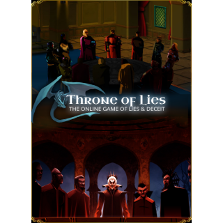 🔑Throne of Lies® The Online Game of Deceit [ steam key]