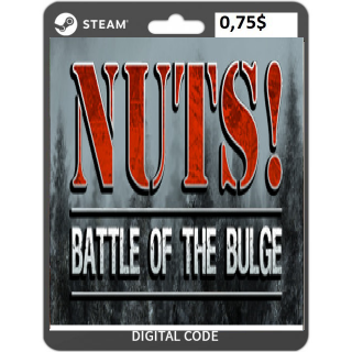 🔑Nuts!: The Battle of the Bulge [steam key]