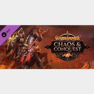 🔑🌐Warhammer: Chaos & Conquest - Skullhunter Warlord Bundle [steam ключ] DLC