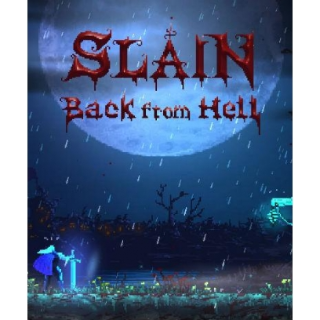 Slain: Back from Hell [steam key]