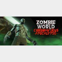 🔑🌐Zombie World Coronavirus Apocalypse VR [steam key]