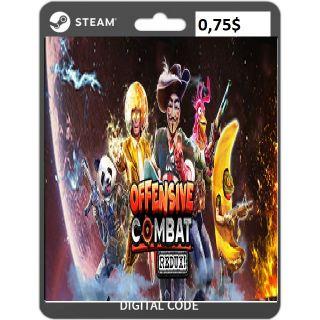 🔑Offensive Combat: Redux! [steam key]