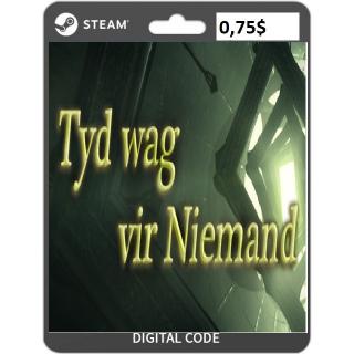 🔑Tyd wag vir Niemand (Time waits for Nobody) [steam key]