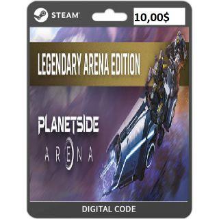 🔑 PLANETSIDE ARENA - LEGENDARY ARENA EDITION[steam key]