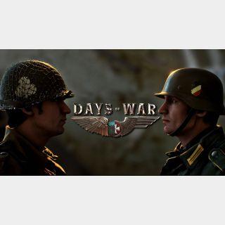 🔑🌐 Days of War: Definitive Edition[steam key]
