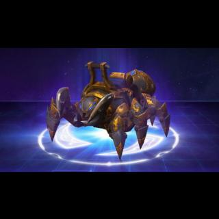 Heroes of the Storm - Mechanospider Mount (Reg Free)