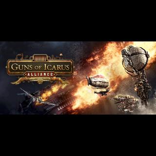 🔑Guns of Icarus Alliance [steam key]