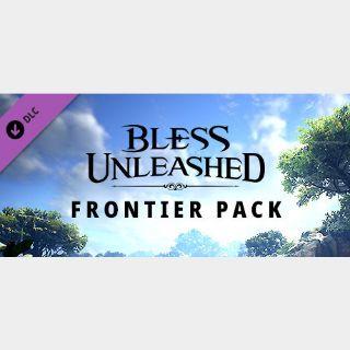 🔑🌐Bless Unleashed[Digital key] DLC - Frontier Pack