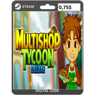🔑Multishop Tycoon Deluxe [steam key]