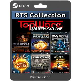 Topware RTS collection [steam key]
