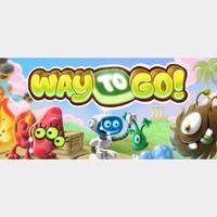 Way to Go! [steam key]