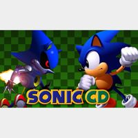 🔑Sonic CD [ steam key]